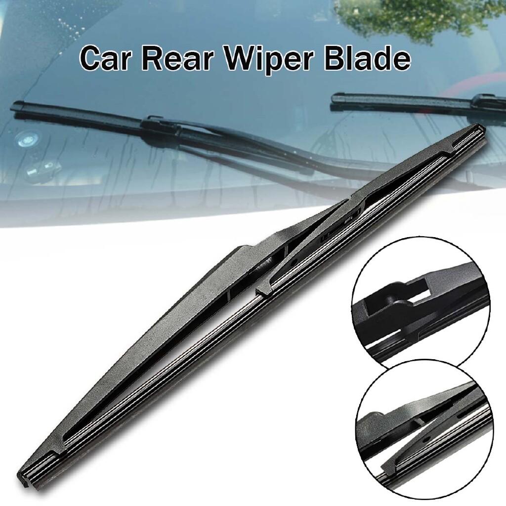 Windscreen Wipers & Windows - High Quality Rear Wiper Blade For HYUNDAI i20 Toyota Highlander V6 Tiggo 3 Mazda - Car Replacement Parts
