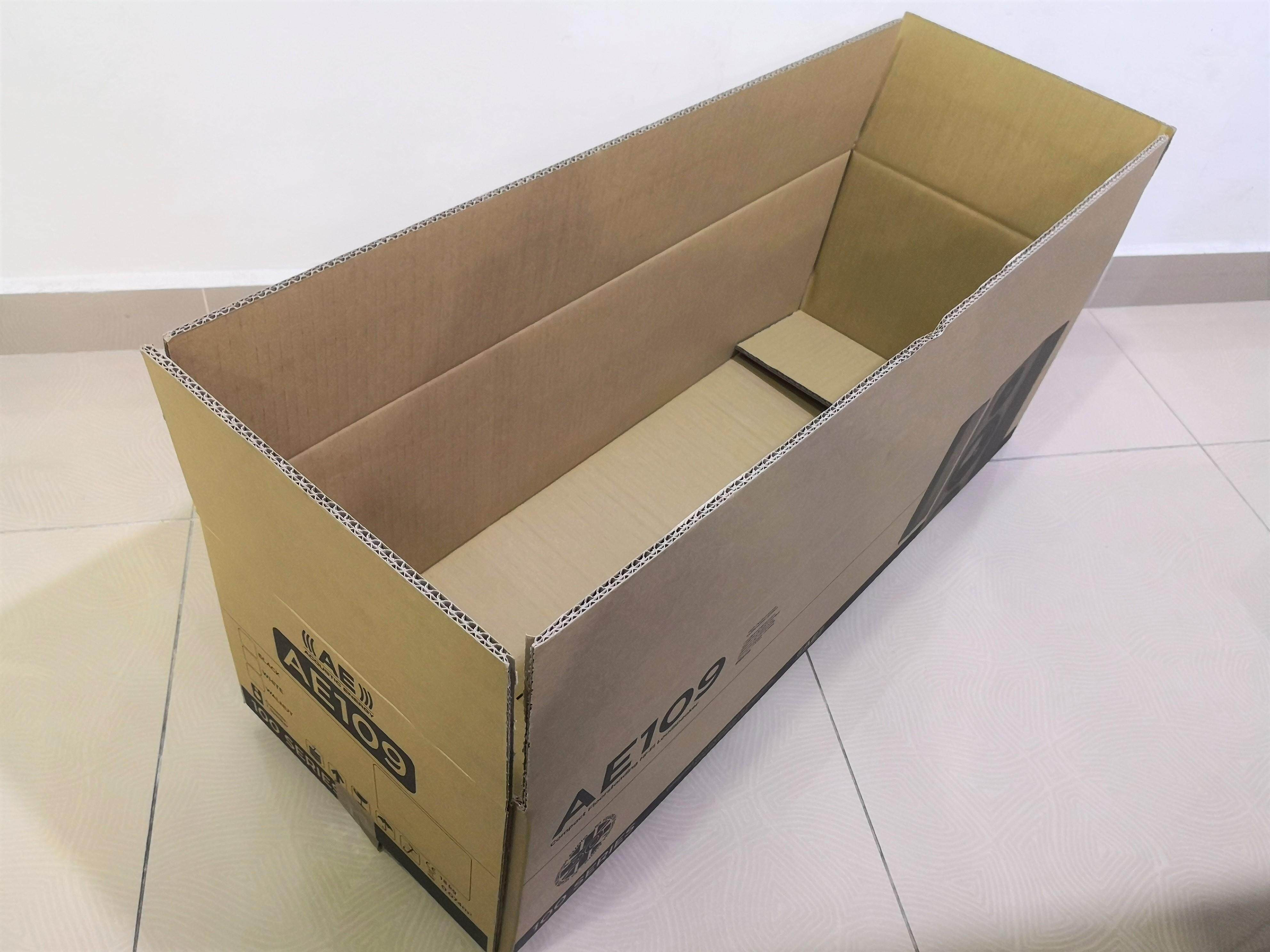 5pcs Printed Carton Boxes (L874 x W320 x H242mm)