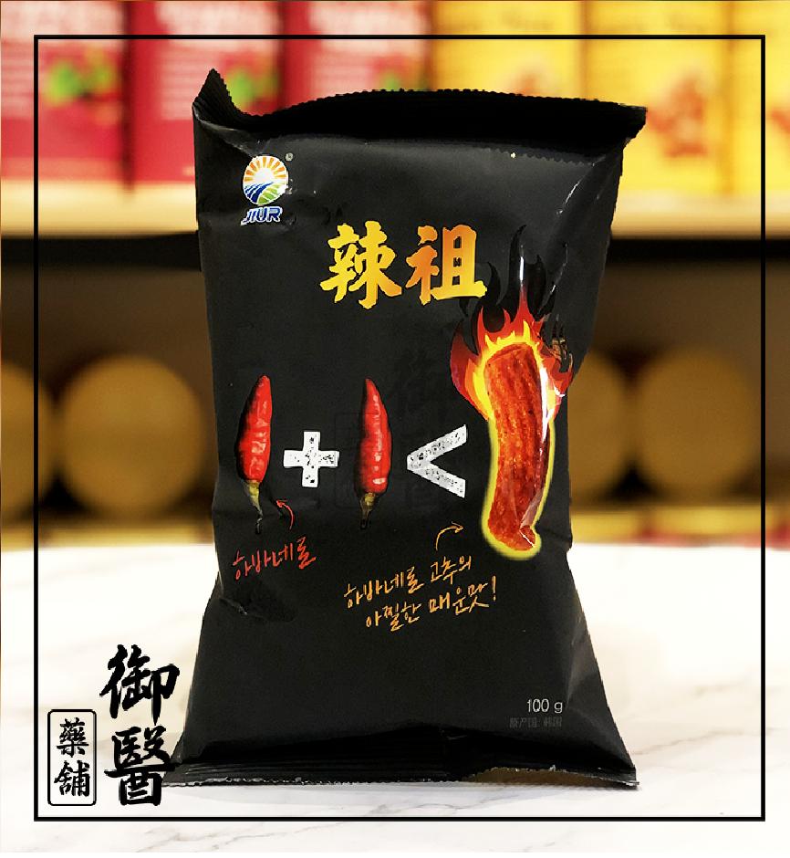 九日辣祖年糕条 Spicy Snacks - 100g