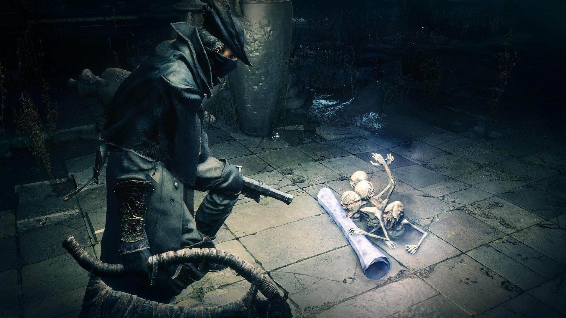 (PS4) Bloodborne (R3/ENG/CHN)