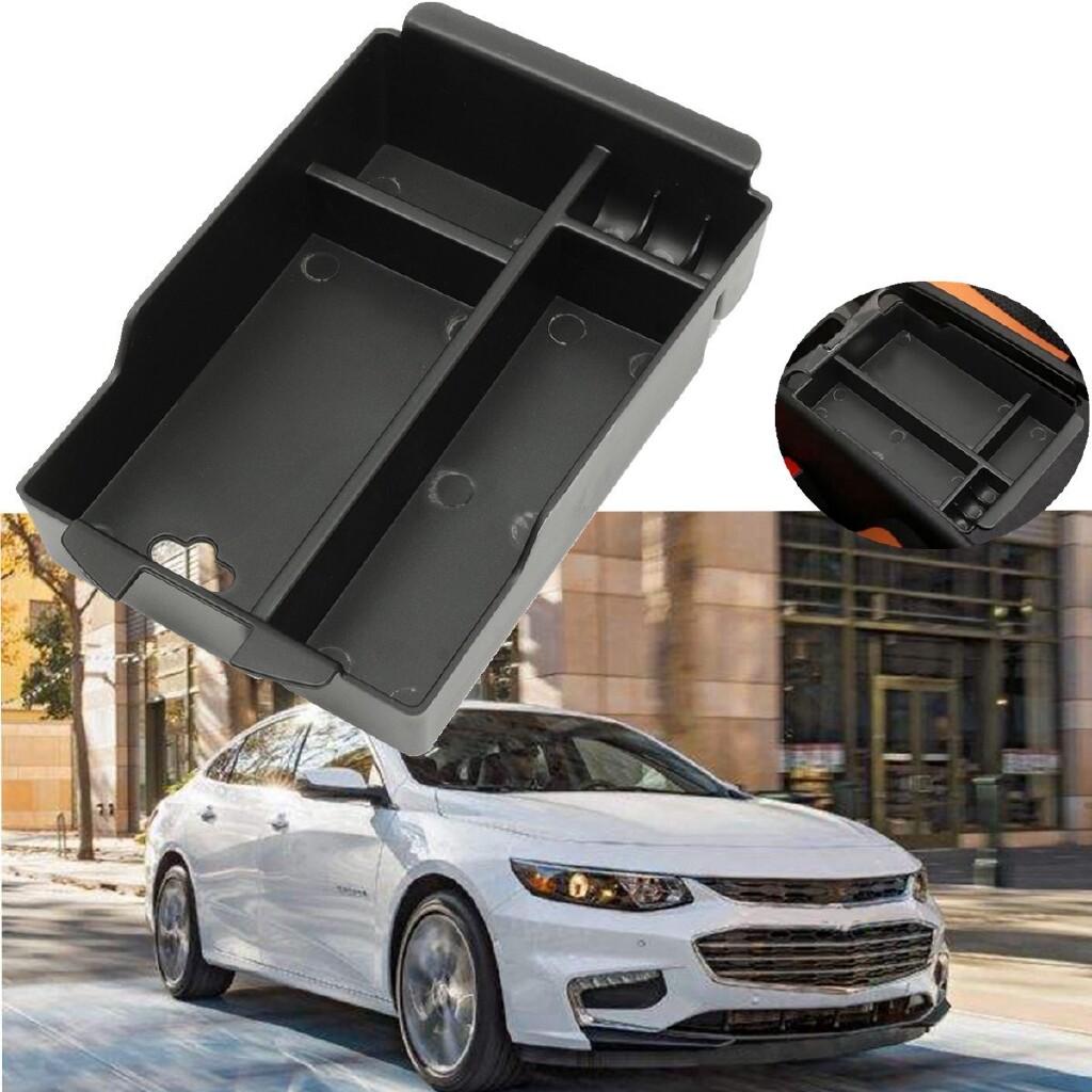 Organizers - Center Console Armrest Secondary Storage Box Glove FOR 16-17 Chevrolet Malibu - Car Accessories