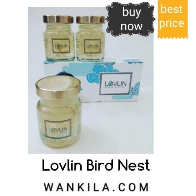Lovlin Bird Nest Sarang Burung Walit Exp 9/5/2022