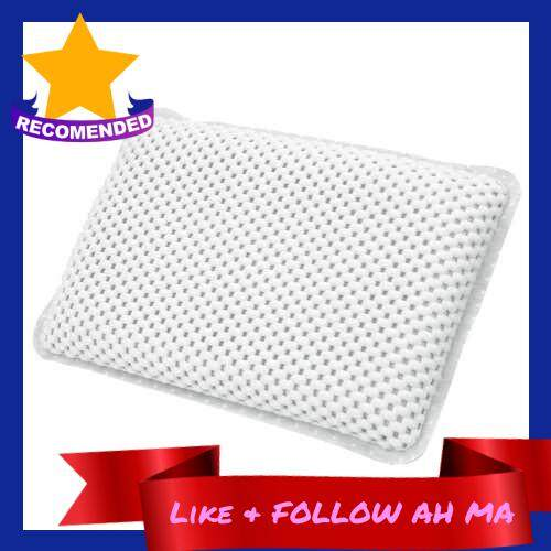 Best Selling 1 Pcs Bathtub and Spa Pillow with Suction Cups Extra Soft for Shoulder and Neck Support Fits Any Size Tub (Standard)