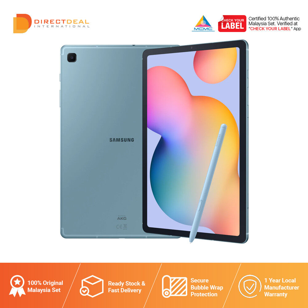 Samsung Galaxy Tab S6 Lite 64GB WIFI P615 - ORI SME WARRANTY