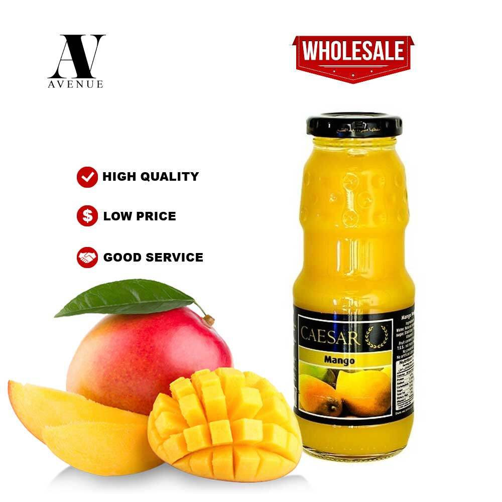 Caesar juice Mango 250 ml x 24