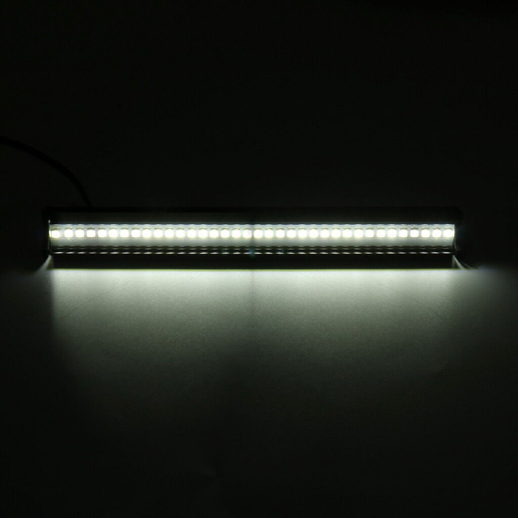 Car Lights - Super Bright LED Light Bar Roof Lamp for Traxxas 1/10 TRX4 SCX10 90046 Crawler - Replacement Parts