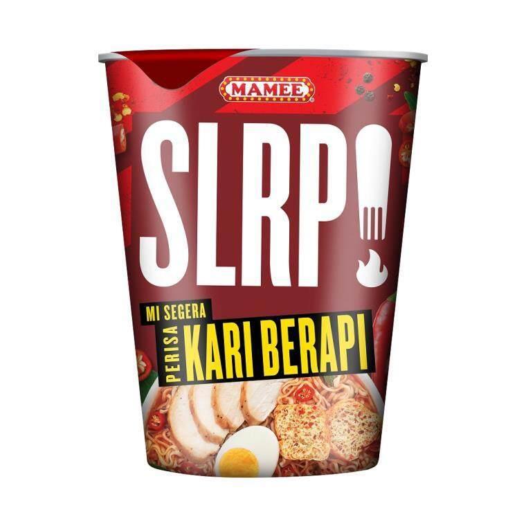 [FSC] Mamee SLRP Cup Noodles Curry Berapi 6cup x 68gm