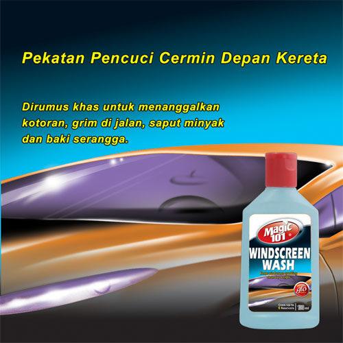 Magic101 Windscreen Wash 150ml