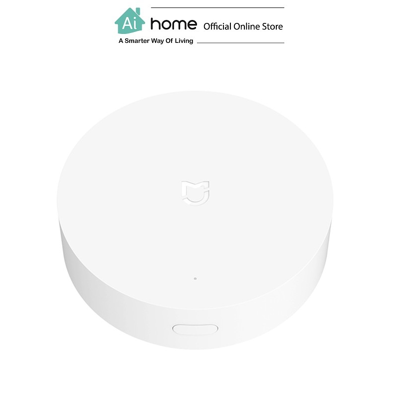 XIAOMI Intelligent Multimode Gateway 3.0 Zigbee (White) with 1 Year Malaysia Warranty [ Ai Home ] XIAOMI Gateway 3.0 Zigbee