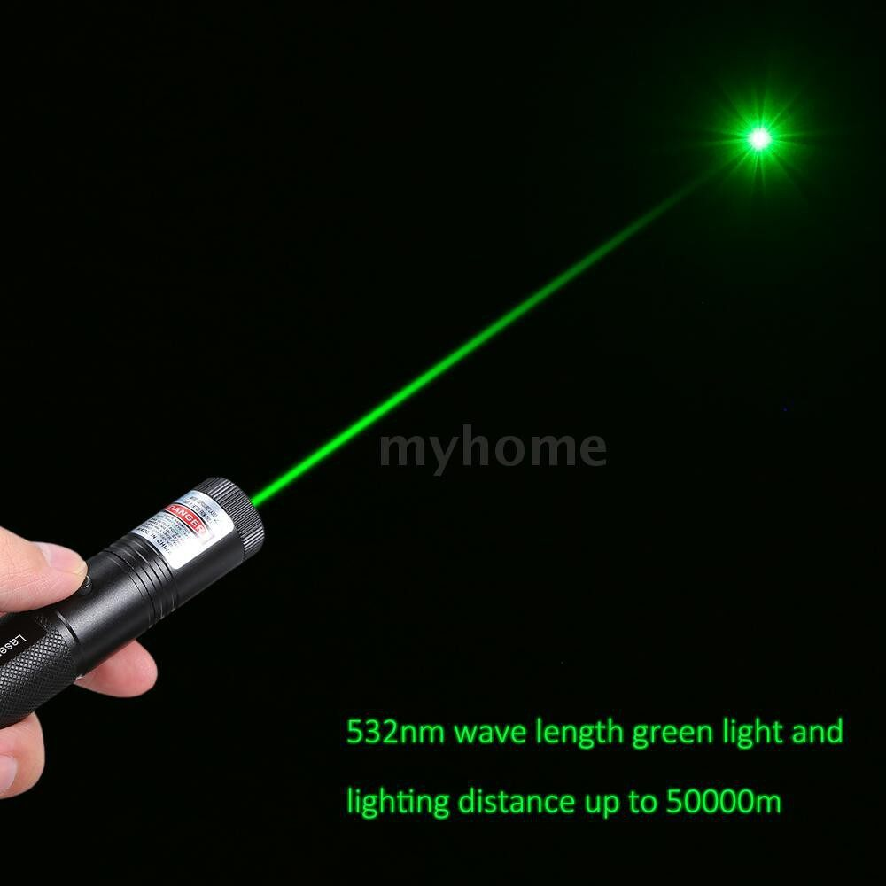 Lighting - Green Light Line Beam Lasering Pointer PORTABLE Scope Sight Lasering Presenter Pen Outdoor Tactic - Home & Living
