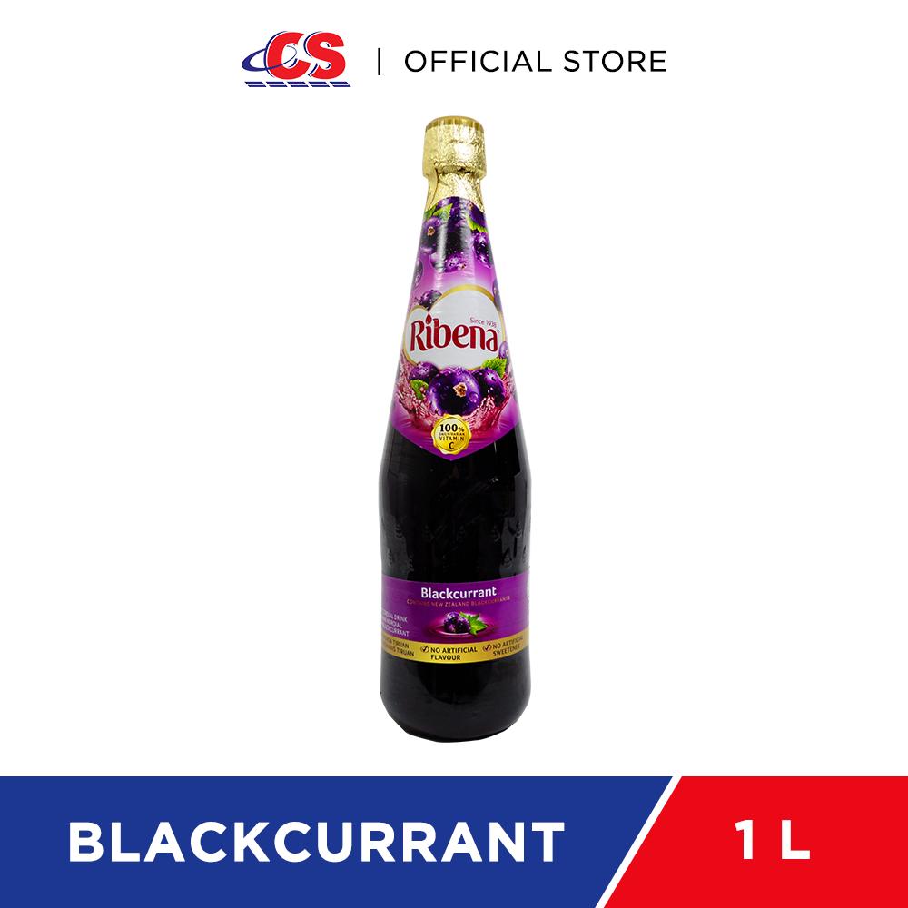 RIBENA Blackcurrant Regular 1L