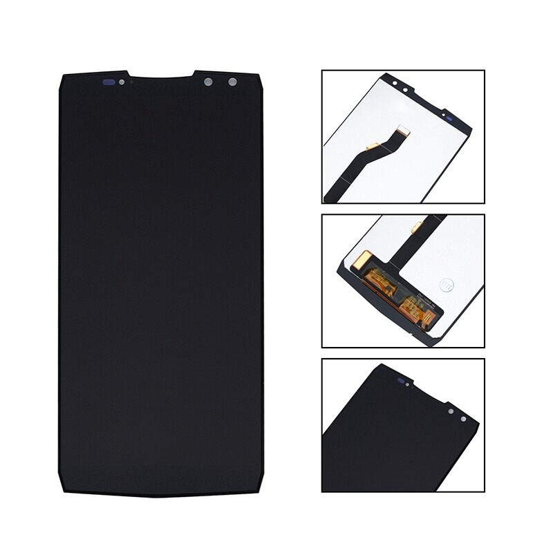 For Oukitel K10 LCD Display and Touch Digitizer Screen Assembly Replacement Tool