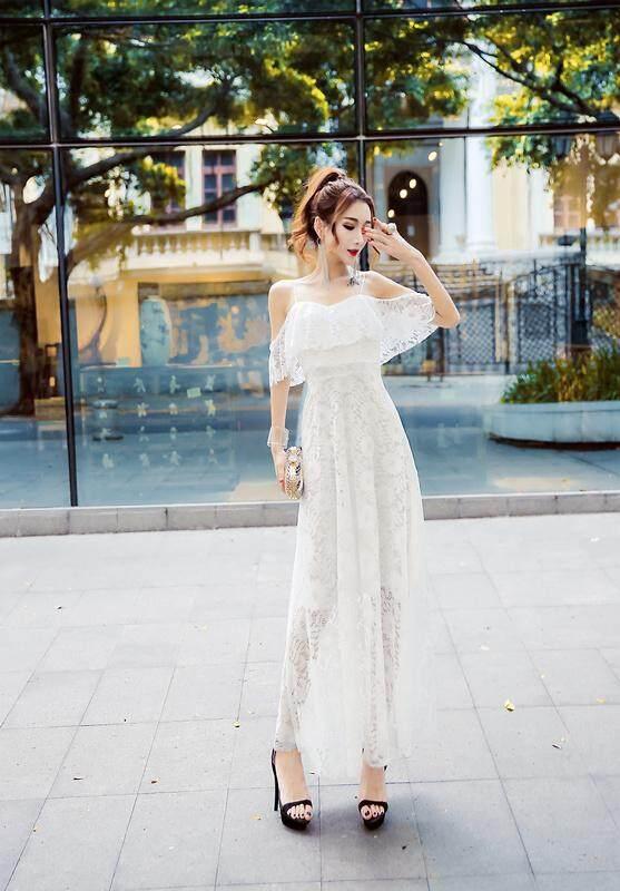 JYS Fashion Korean Style Women Dinner Dress Collection 512-5279