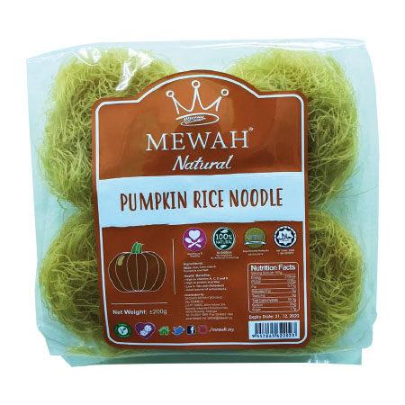 Mewah Natural Pumpkin Rice Noodle