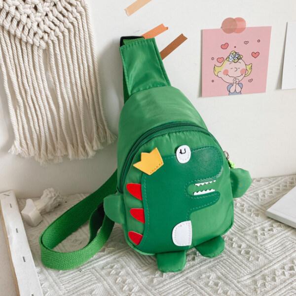 BAGGIE Cookie Monster Elmo Sesame Street Girls Kids Sling Bag