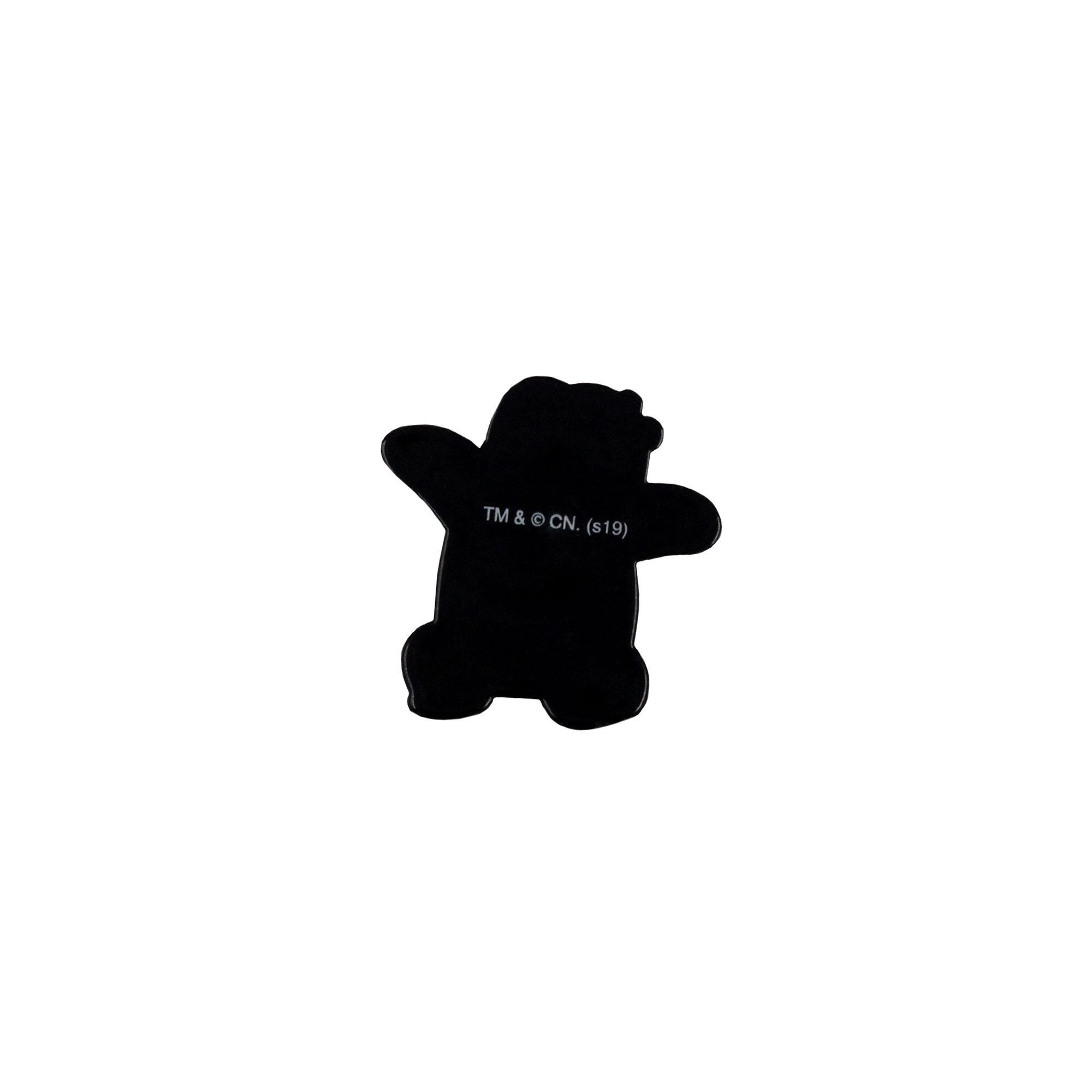 We Bare Bears Ice Bear Pvc Magnetv - White Colour