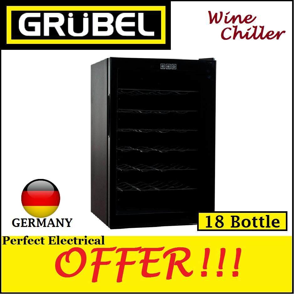 Grubel Wine Chiller GWC-TP18BK