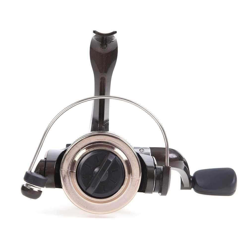 Lixada Telescopic Fishing Rod and Reel Combo Full Kit Carbon Fiber Fishing Rod Pole + Spinning Fishing Reel + Fishing Tackle Carrier Bag Case Fishing Gear Set (#2)
