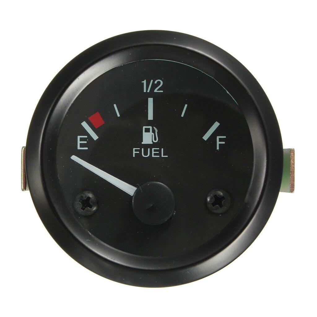 Tyres & Wheels - 2 52mm Universal Car Fuel Level Gauge Meter - Car Replacement Parts