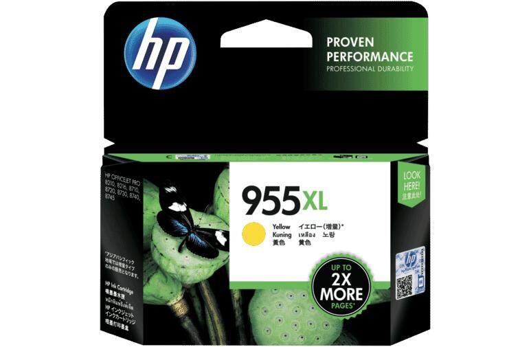 HP Ink Cartridge HP LOS69AA (No.955XL) Yellow