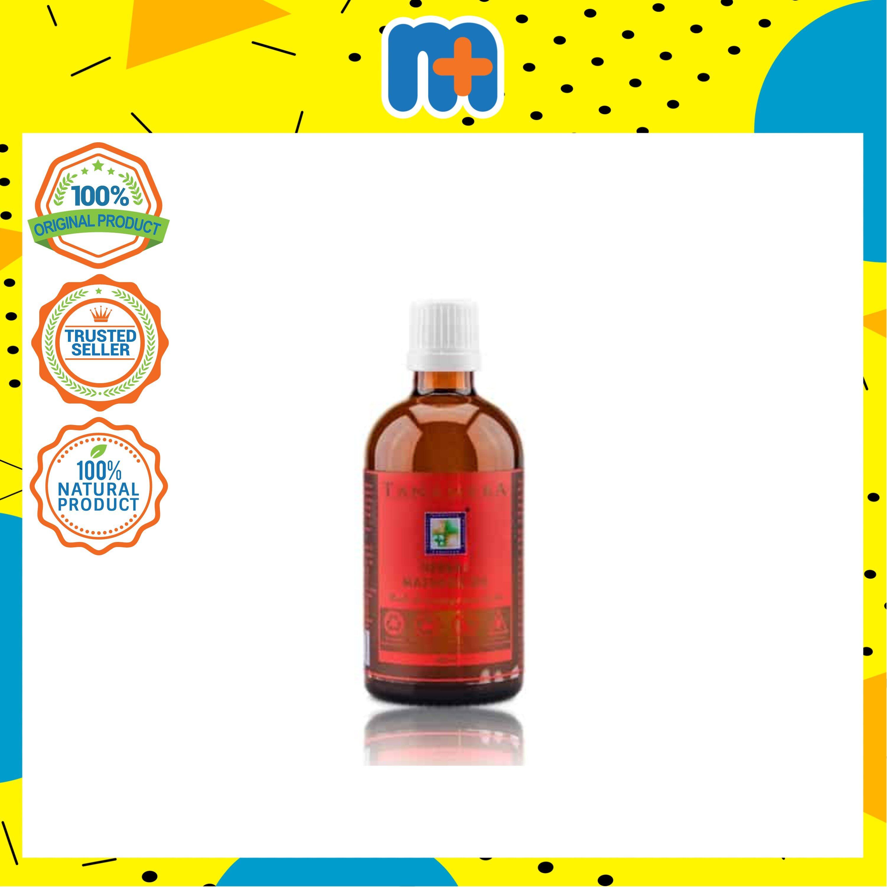 [MPLUS] TANAMERA Herbal Massage Oil 100ml