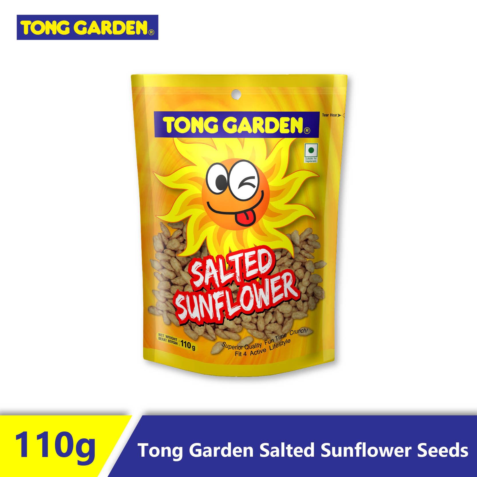 Tong Garden Salted Sunflower Seeds (10 in 1)