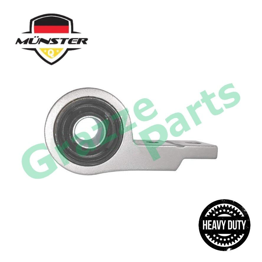 Münster ^Heavy Duty^ Front Lower Arm Bush 54570-8H300 Nissan X-Trail T30 (Big) ( Right = Left )