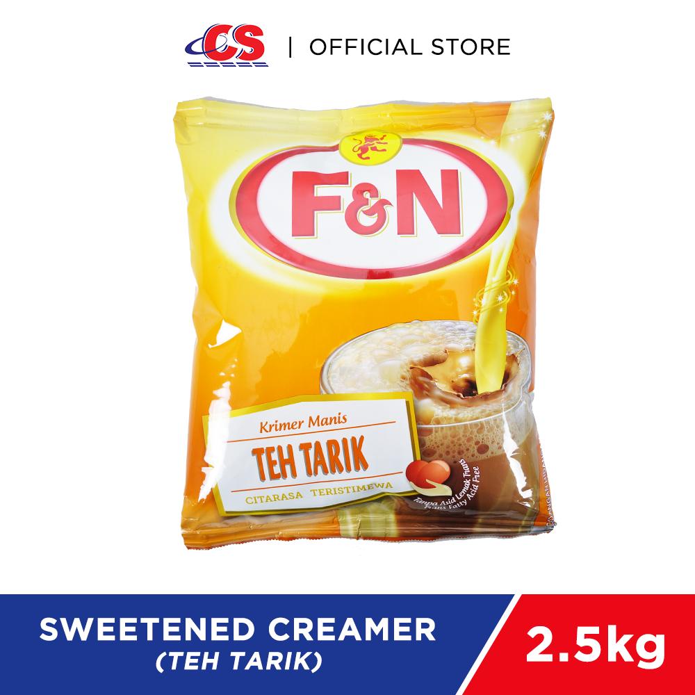 F&N Teh Tarik Sweetened Creamer Pouch 2.5kg