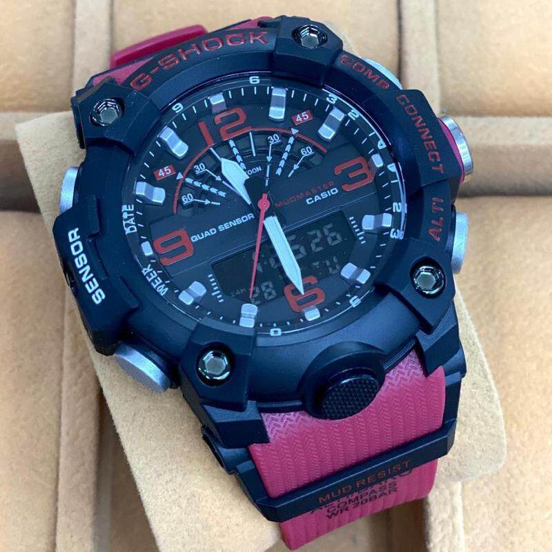 New Fashion Sport collection Casio_G_SHOCK_Dual Time Display Watch For Unisex