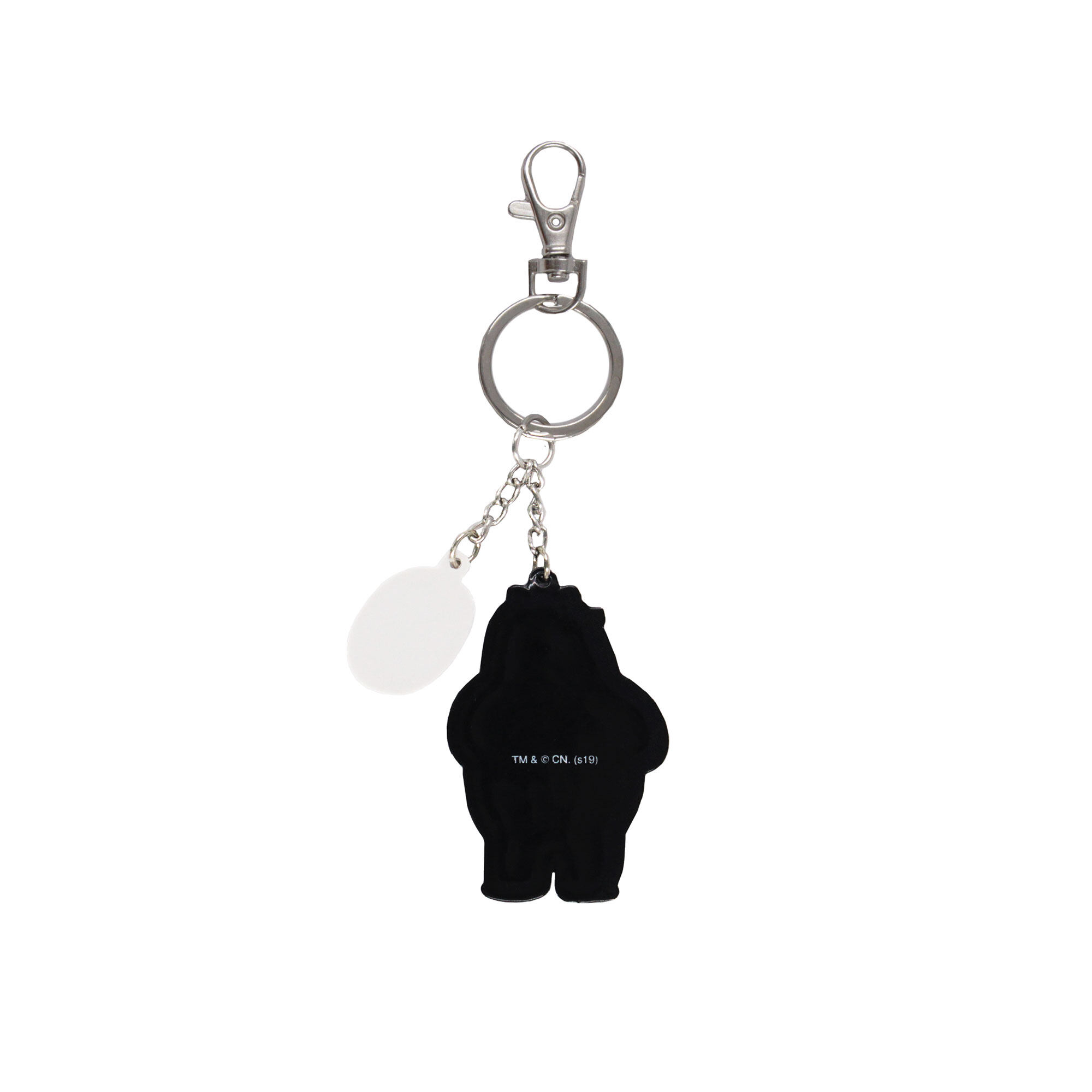 We Bare Bears Pvc Keychain -Ice Bear