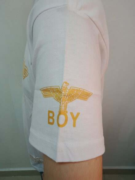 New Street Fashion Boy London Cotton Fashion T-Shirt