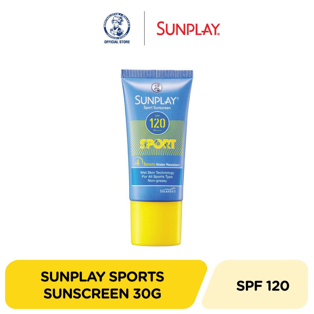 Sunplay Sport Sunscreen SPF 120 PA++++ 30G