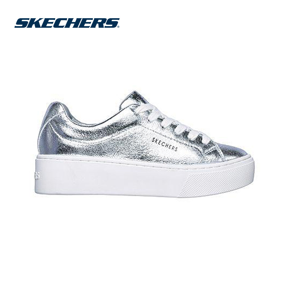 Skechers Women Street Shoes - 73890-SIL
