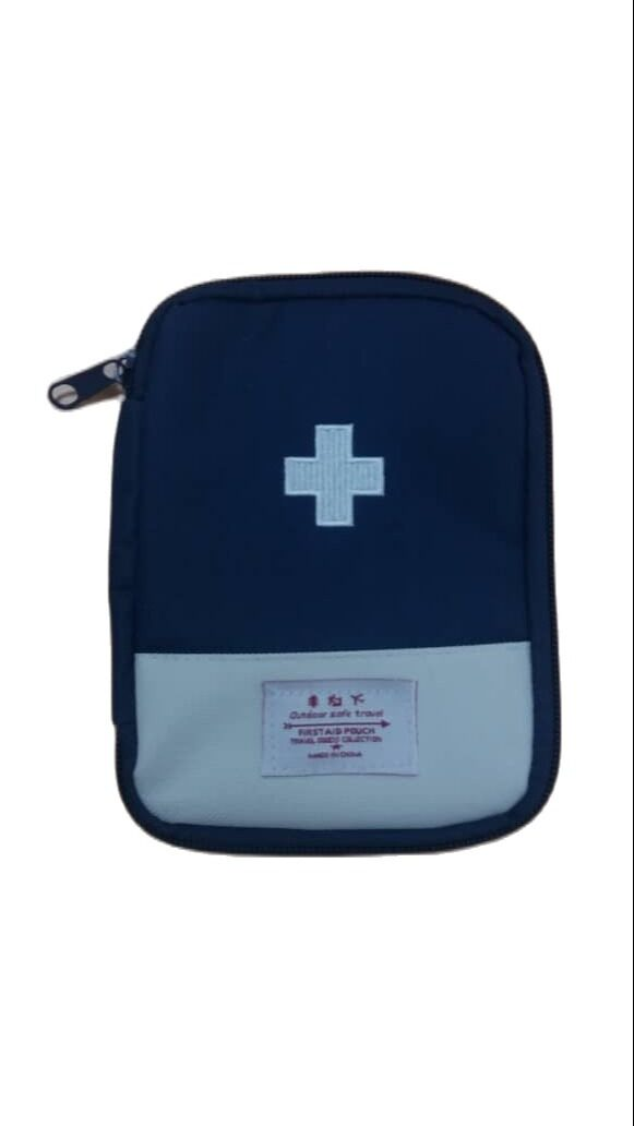 Poly-Pac XI8030 5-in-1 Multi Purpose Outdoor Travel First Aid Medical Kits Pouch