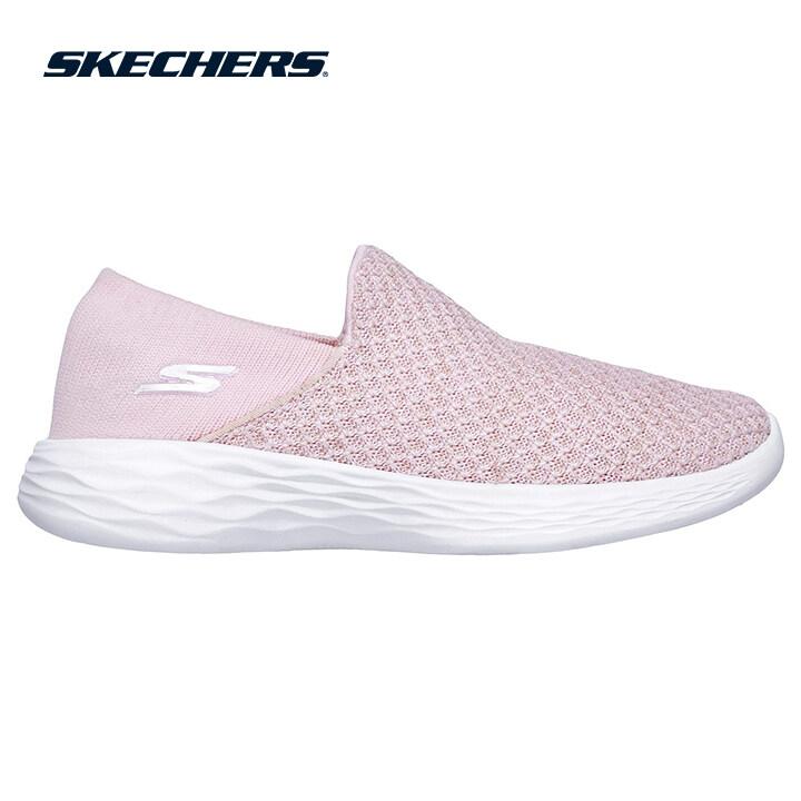 Skechers You Girls Lifestyle Shoe - 81158L-PNK