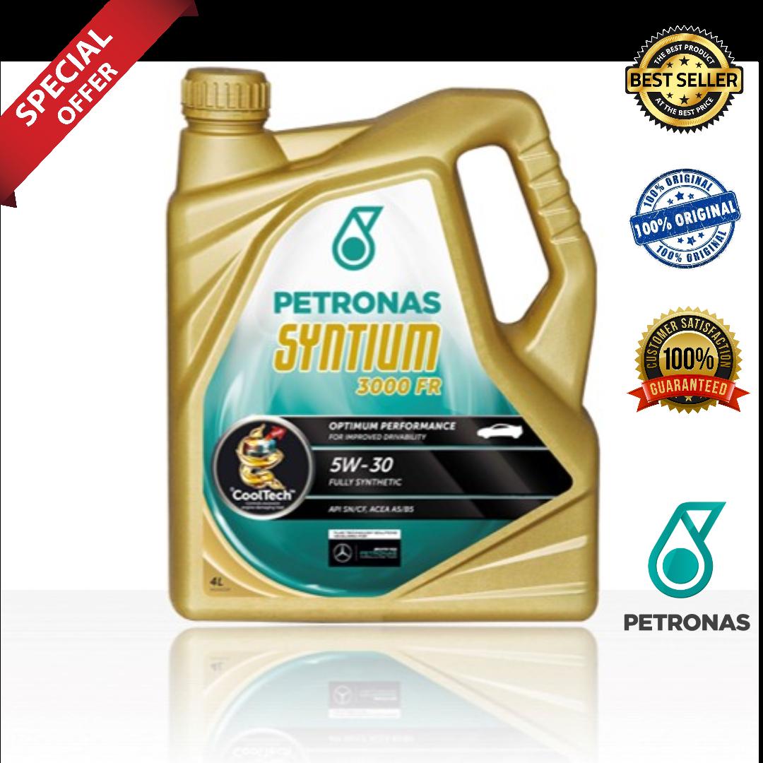 PETRONAS Syntium 3000FR 5W30 (4L)