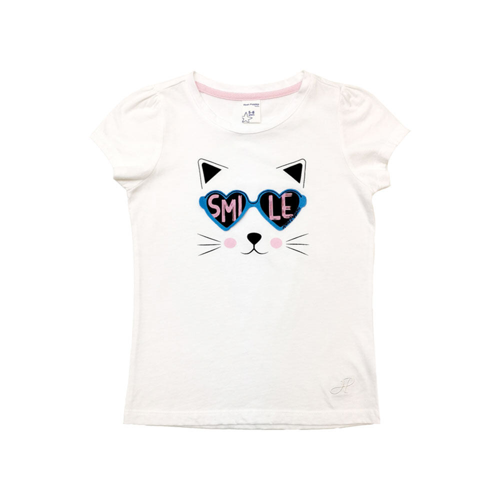 Hush Puppies Liberty Girl Tee With Print HGT039362
