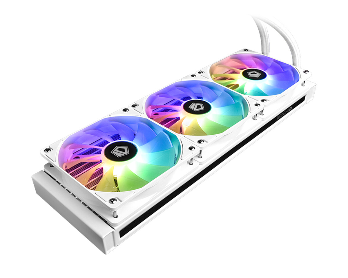 ID-Cooling Zoomflow 360x Snow Aio Cooler (ID-CPU-ZOOMFLOW360XSNOW)