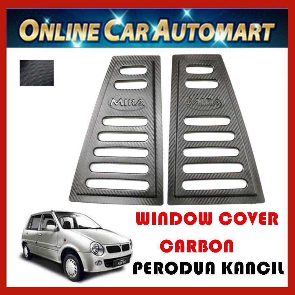 Rear Side Window Cover for  Perodua Kancil (1994 - 2009)