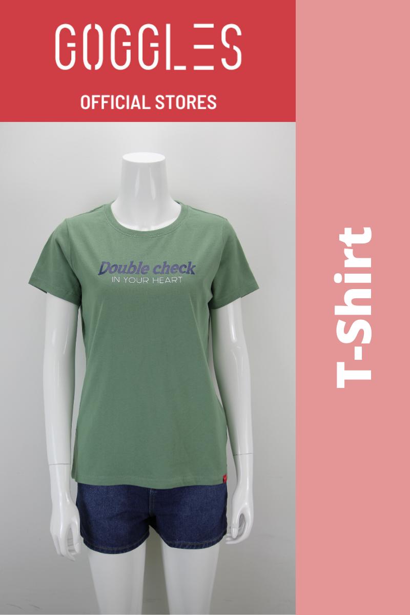 GOGGLES Ladies Short Sleeve T-Shirts 022894