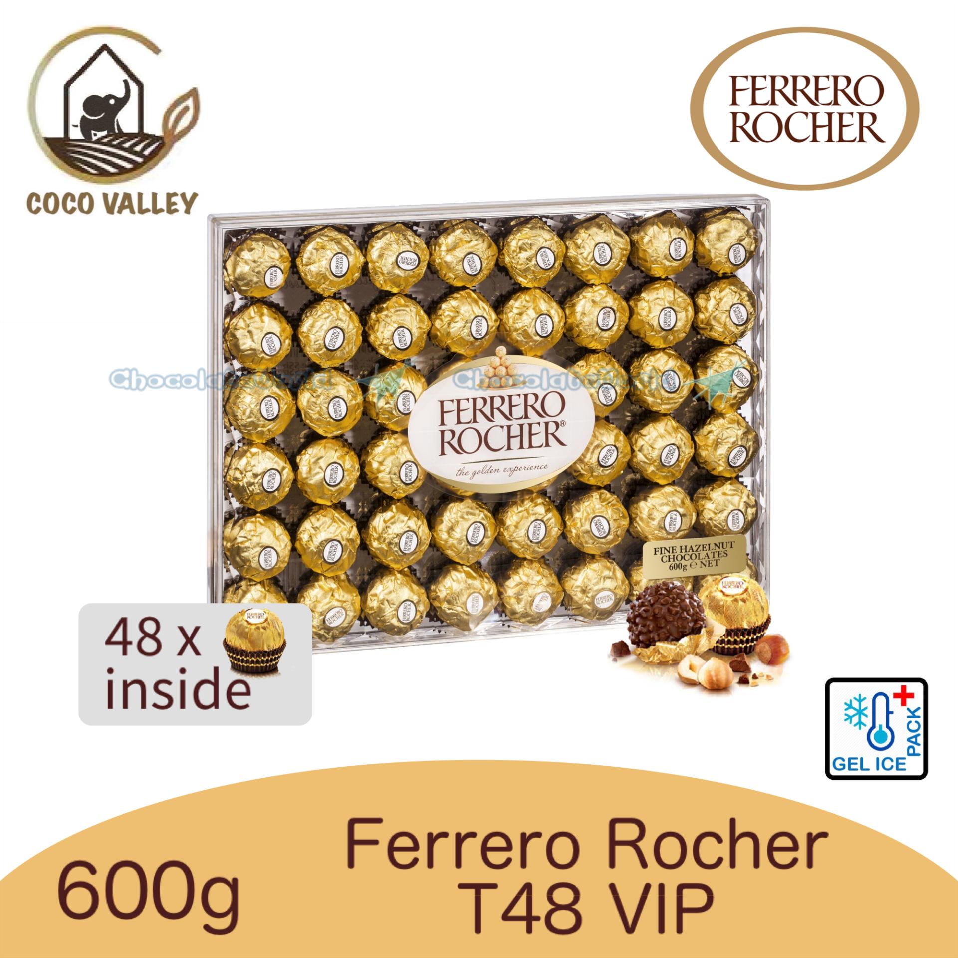Ferrero Rocher T48 Gift Box 600g (Made in Canada)