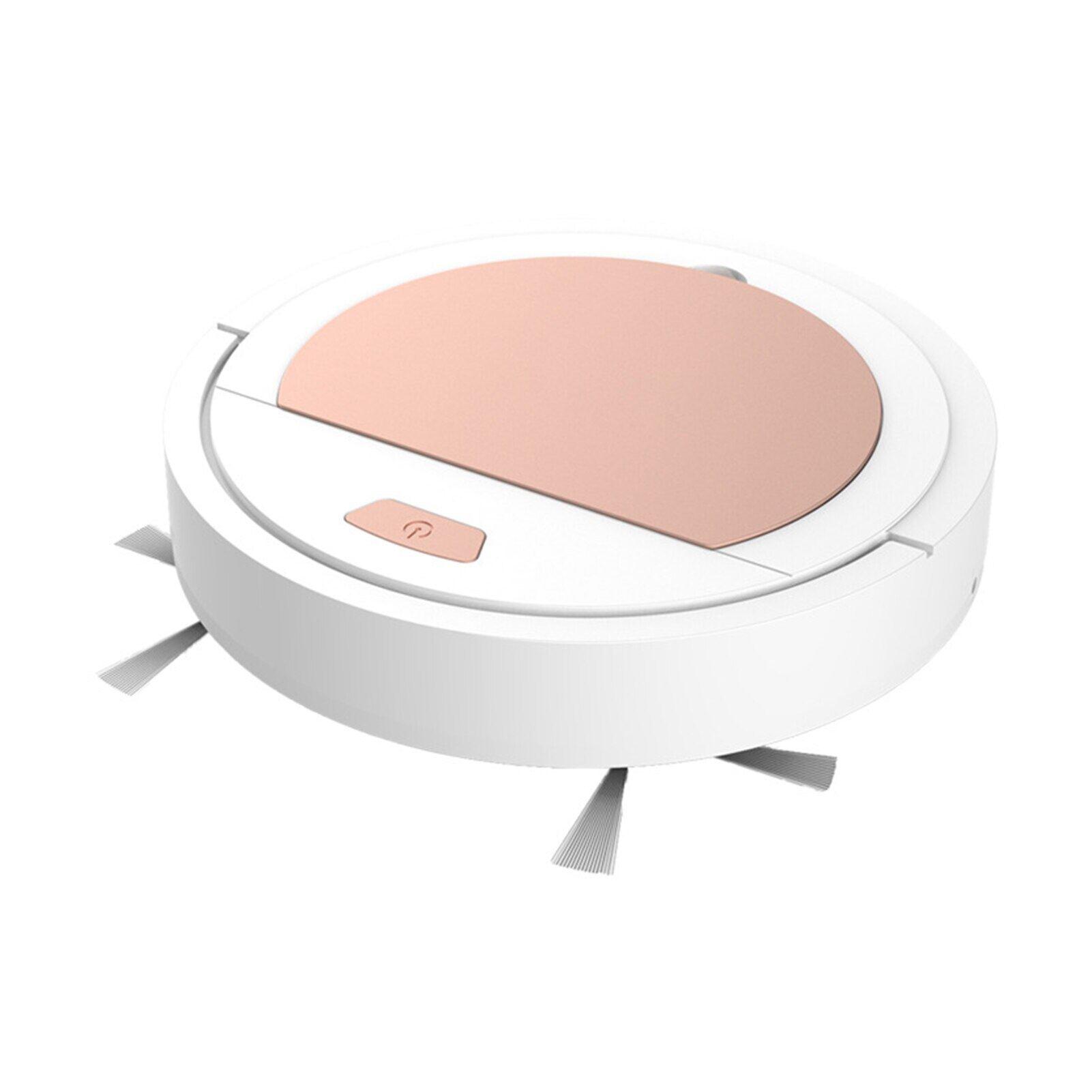 สีขาวเครื่องดูดฝุ่นหุ่นยนต์ Otomatis หุ่นยนต์สมาร์ทไร้สายการสนทนา1800Pa Hisap Yang Kuat Tinggi Cakupan L Kering Basah Mesin Pembersih