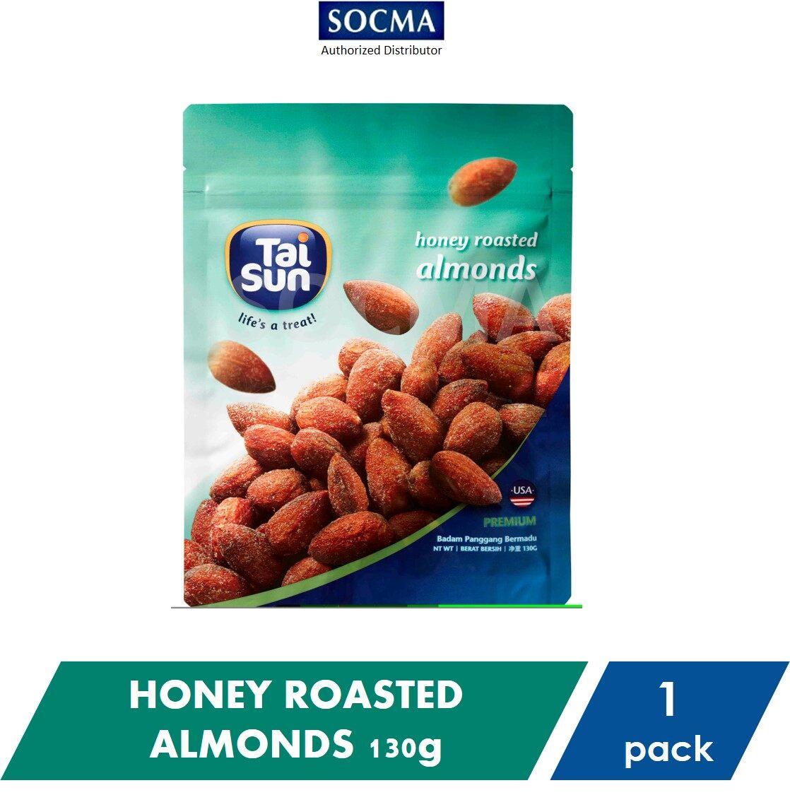 Tai Sun Honey Roasted Almond 130G [1]