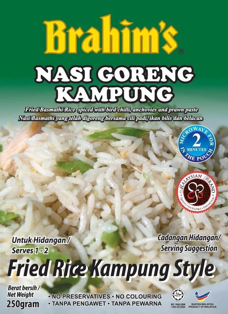 Brahim's Nasi Goreng Kampung