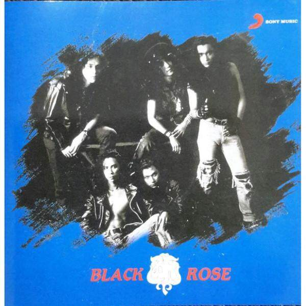 BLACKROSE Black Rose Malay Rock CD