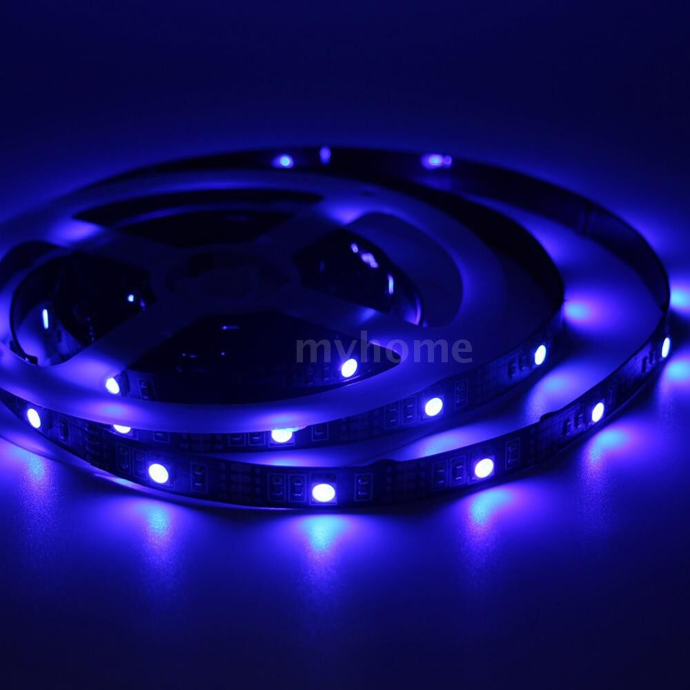 Lighting - NO Waterproof 2x0.5m + 2x1m 5V USB RGB LED-Strip Light 5050 LED Fairy Belt Light TV Back Lighting - #
