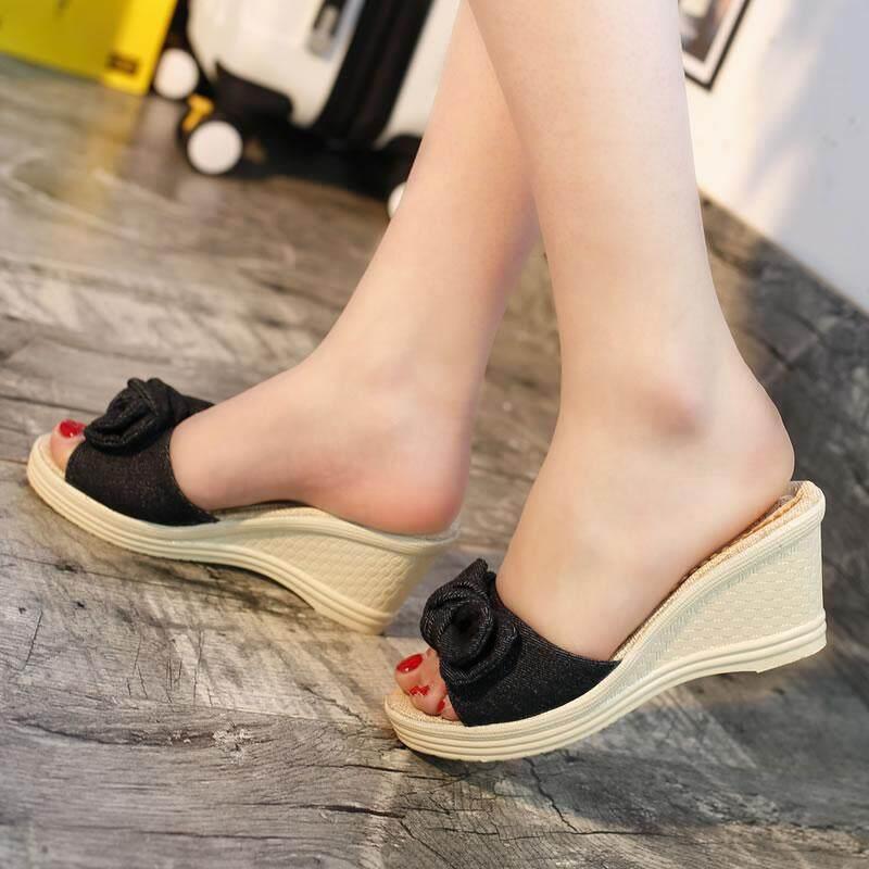 (Pre Order ETA End Feb CNY Break)(Pre Order ETA 14/2) JYS Fashion Korean Style Women Wedges Collection 506- 2615