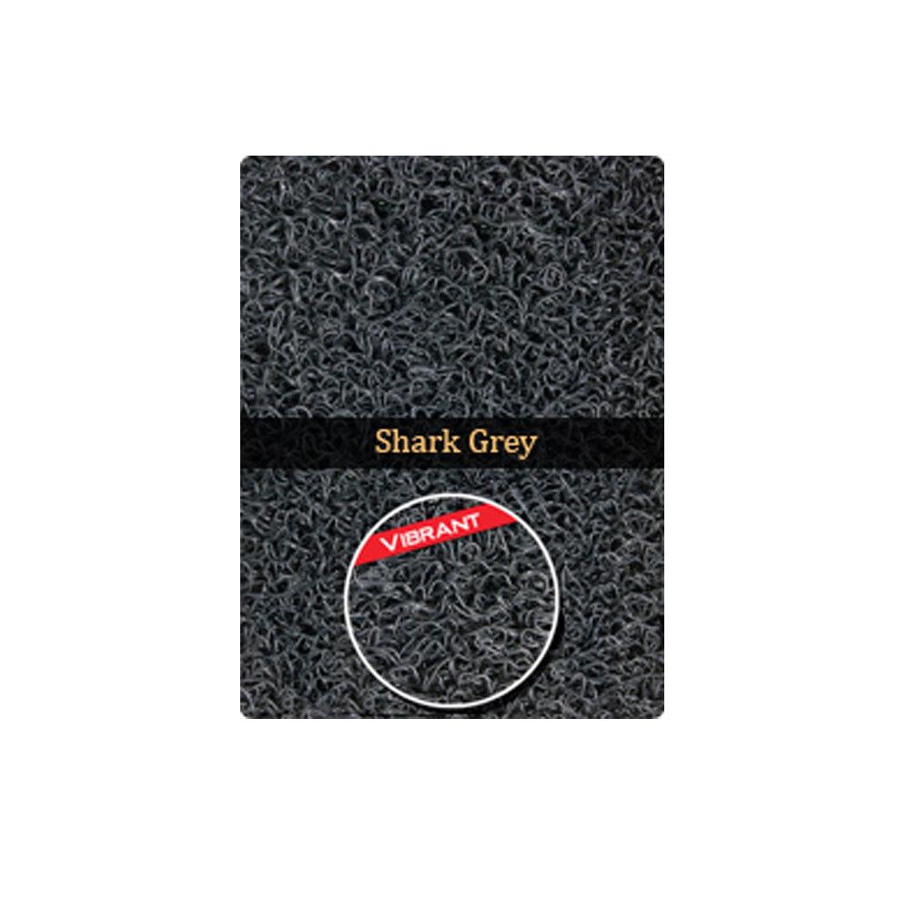 BMW X1 12MM Customized for PRE CUT PVC Coil Floor Mat Anti Slip Carpet Nail Spike Backing