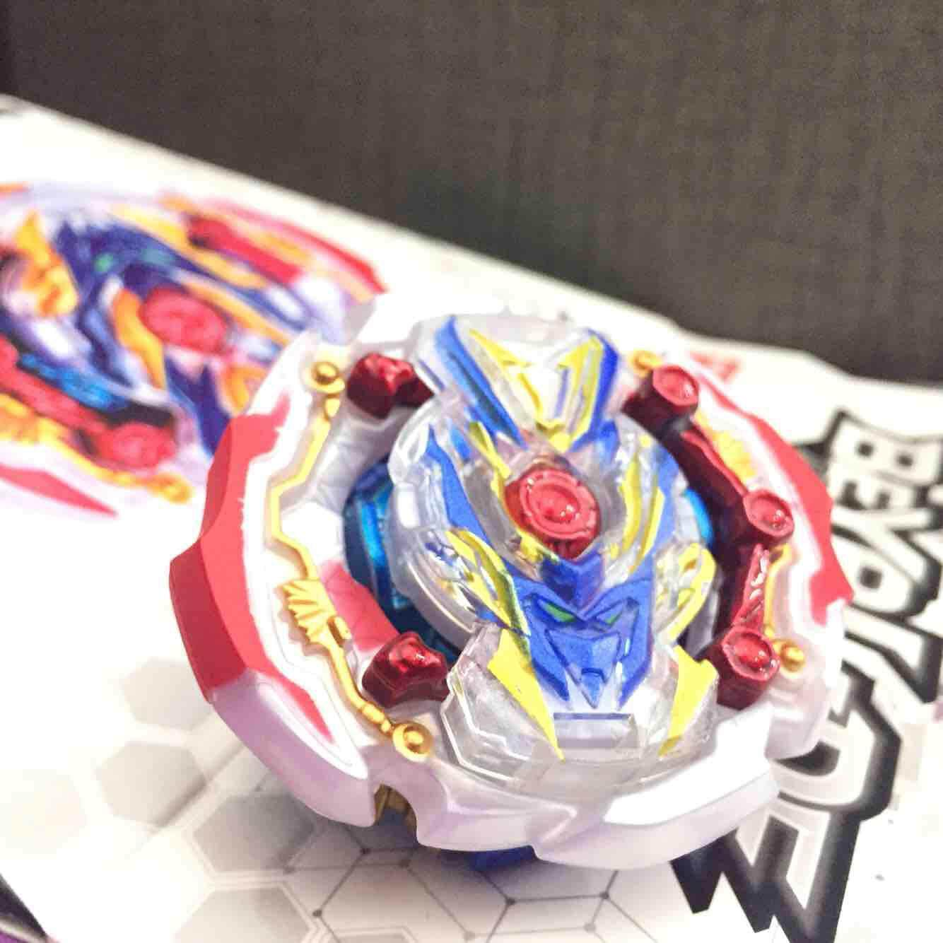 (Fast Delivery) Takara Tomy Beyblade Burst GT B-00 WBBA Booster Judgment Valkyrie Z.Q' [Drago]