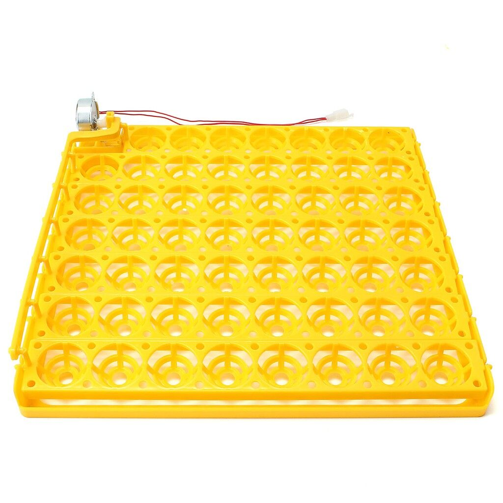 Home Improvement - 55 Egg Automatic Incubator Tray Digital Hatching Chicken Temperature Control - Living